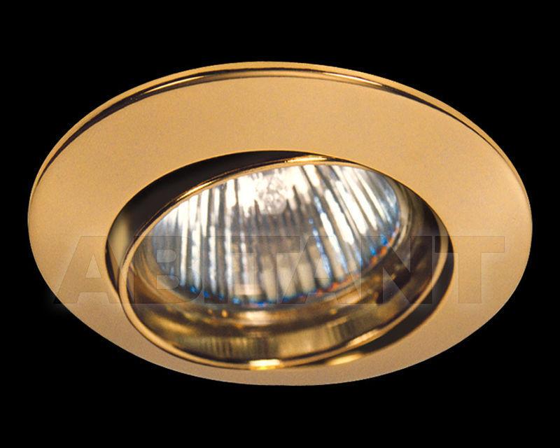 Купить Встраиваемый светильник Gumarcris  Metallic 342ORO