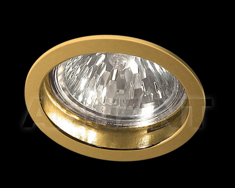 Купить Встраиваемый светильник Gumarcris  Metallic 376ORO