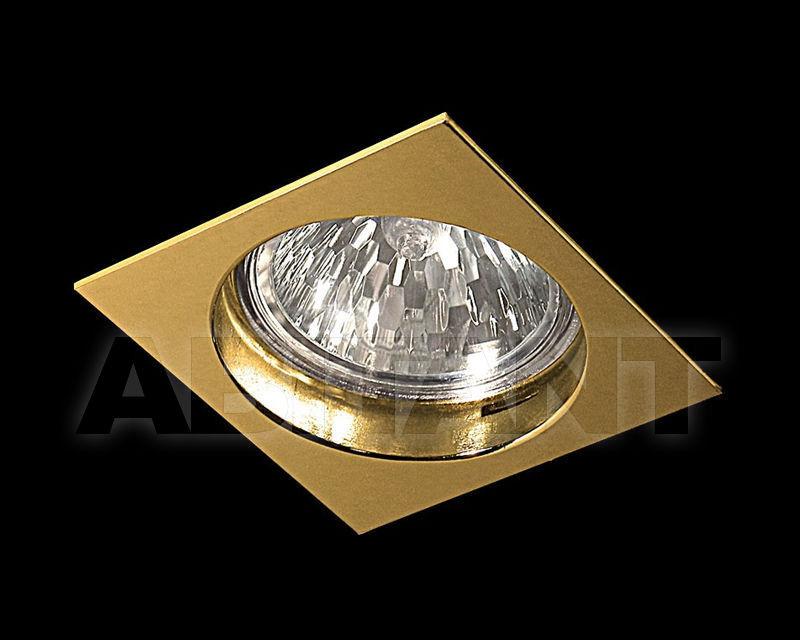 Купить Встраиваемый светильник Gumarcris  Metallic 371ORO