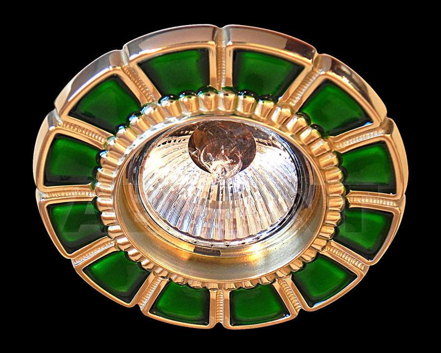 Купить Встраиваемый светильник Gumarcris  Metallic 382VER