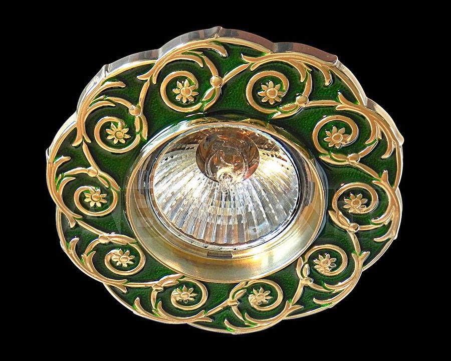 Купить Встраиваемый светильник Gumarcris  Metallic 390VER