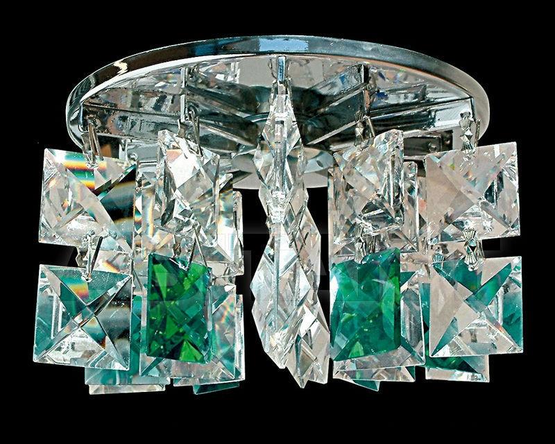 Купить Светильник точечный Gumarcris  Crystal Elements 1534VE