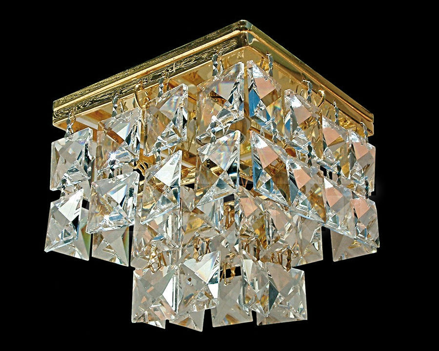 Купить Светильник точечный Gumarcris  Crystal Elements 1550OR