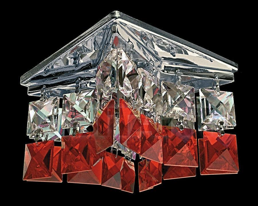 Купить Светильник точечный Gumarcris  Crystal Elements 1565RO
