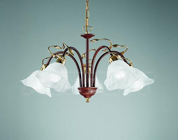 Купить Люстра Rossini Illuminazione Classic 3788-5-OL