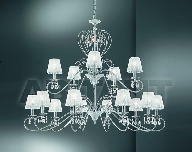 Купить Люстра Rossini Illuminazione Classic 4552-10+5