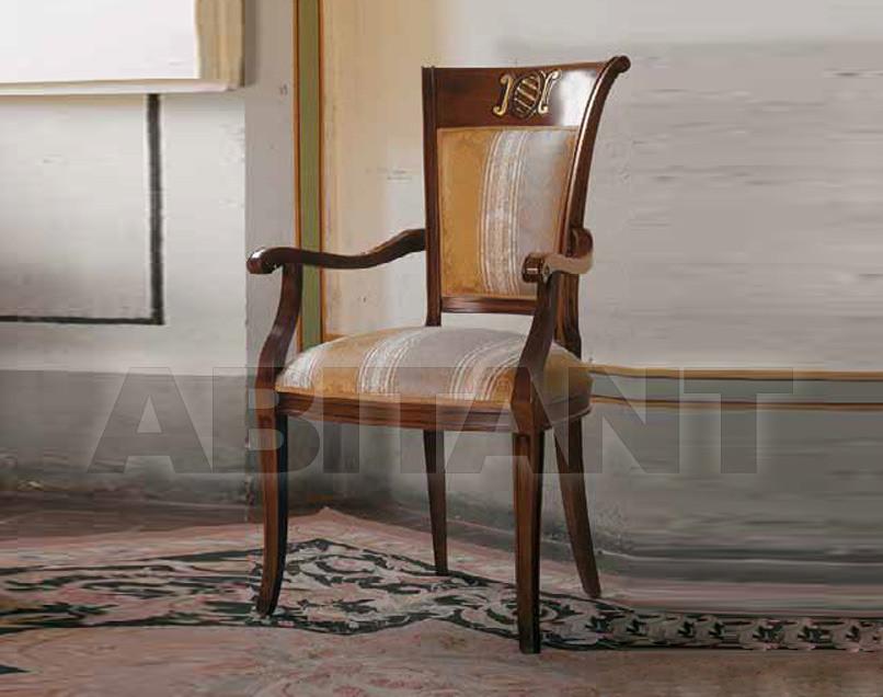 Купить Стул с подлокотниками Ameli Sedie 2007 Art. 225