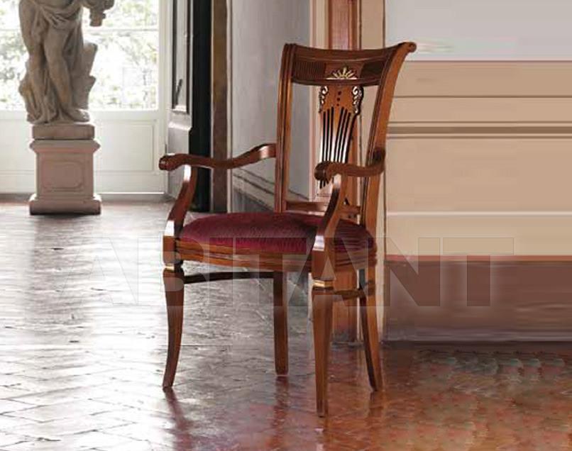 Купить Стул с подлокотниками Ameli Sedie 2007 Art. 240