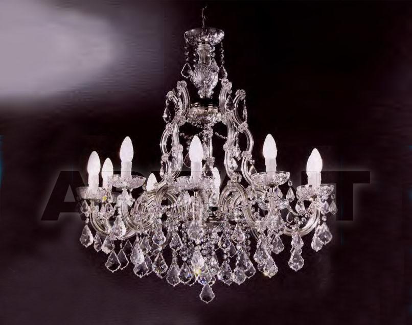 Купить Люстра Lumi Veneziani Premium Collection 1850 10