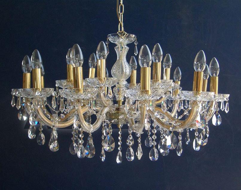 Купить Люстра Lumi Veneziani Premium Collection 1673 12+6