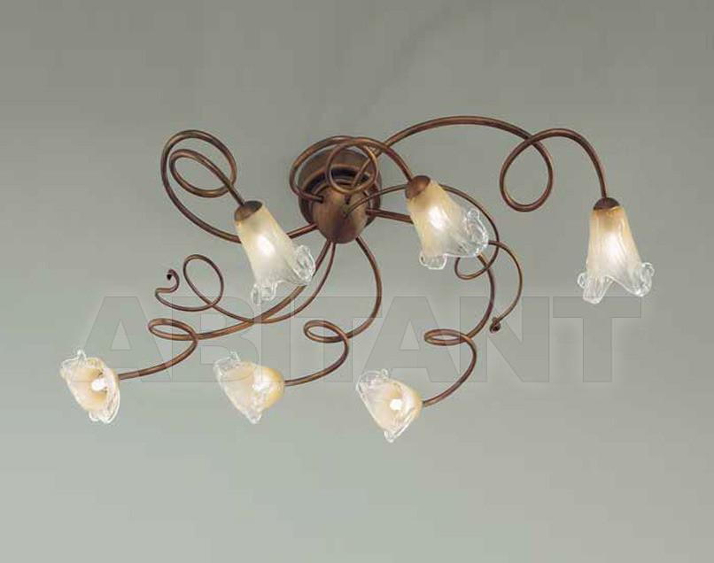 Купить Люстра RICCIOLO Luci Italiane (Evi Style, Morosini) Traditional ES6602/PL6F03B01