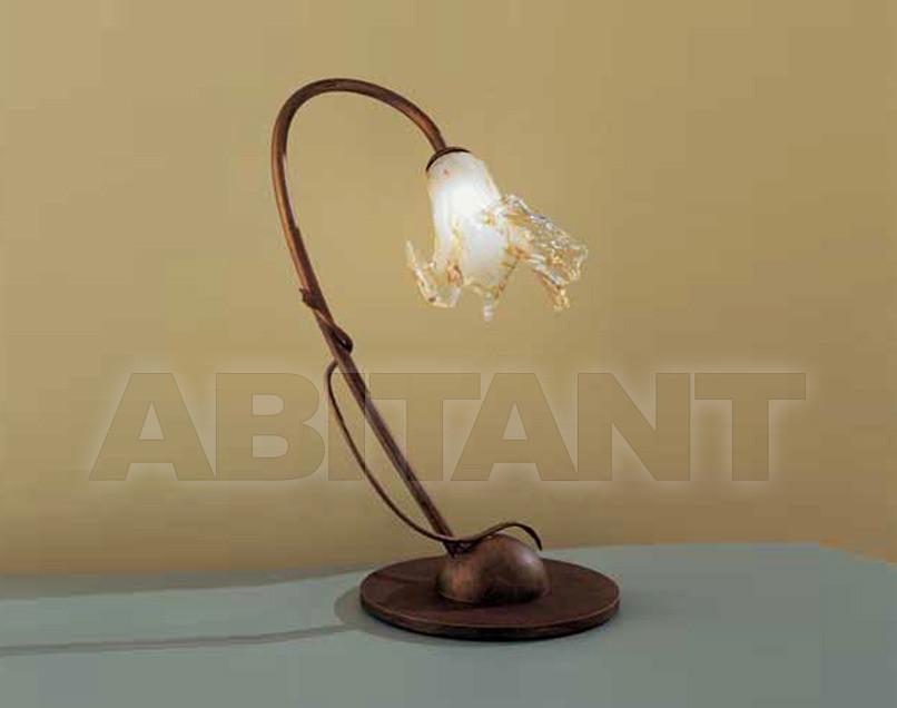 Купить Лампа настольная FLOWERS Luci Italiane (Evi Style, Morosini) Traditional ES6900/L1SR01B03
