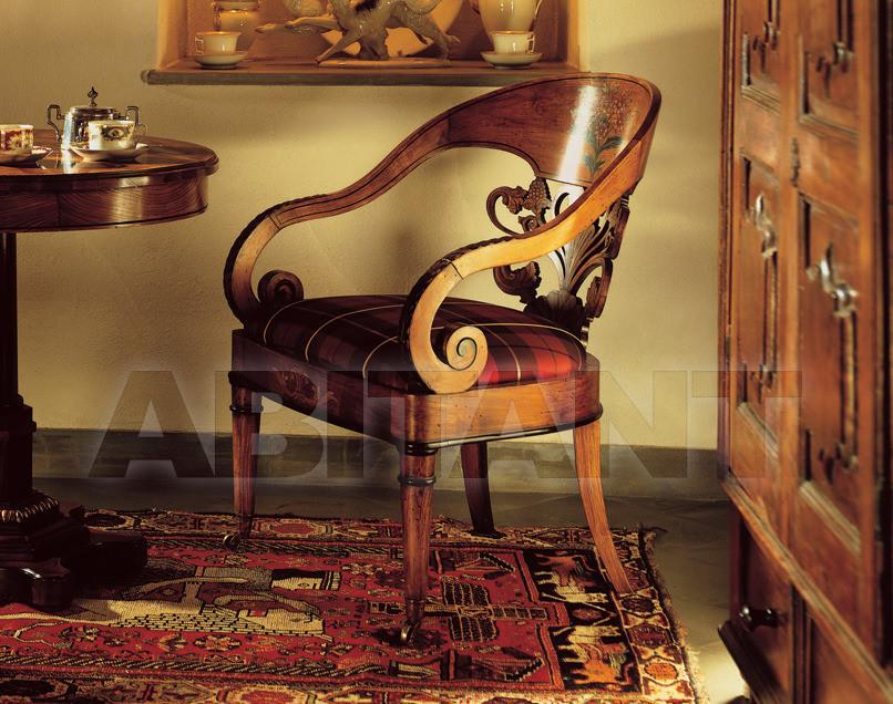 Купить Стул с подлокотниками F.LLI Sanvito Creso 03460