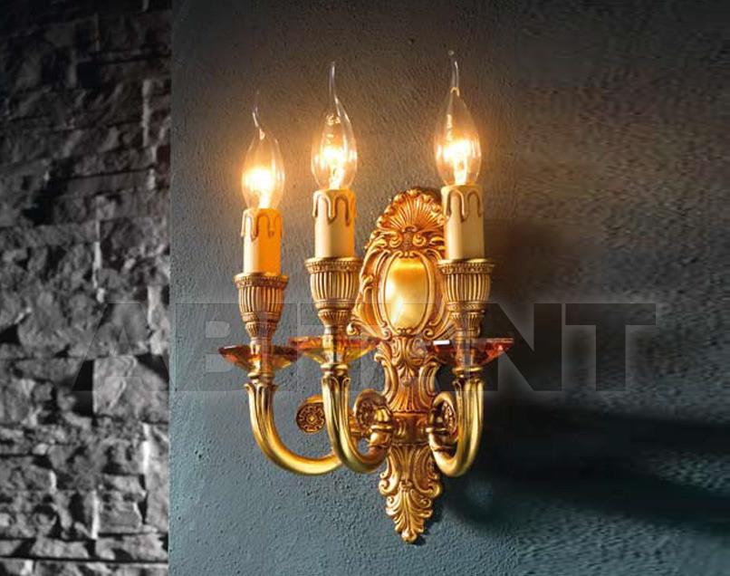 Купить Светильник настенный Euroluce Lampadari  2010 270/A3L