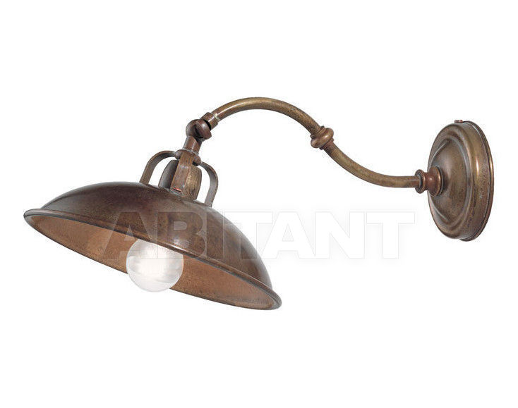 Купить Светильник настенный IL Fanale Lampade 207.04.OO