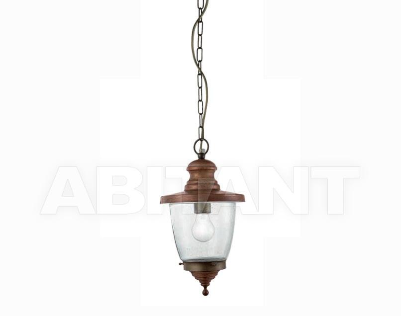 Купить Подвесной фонарь IL Fanale Lampade 248.07.ORB