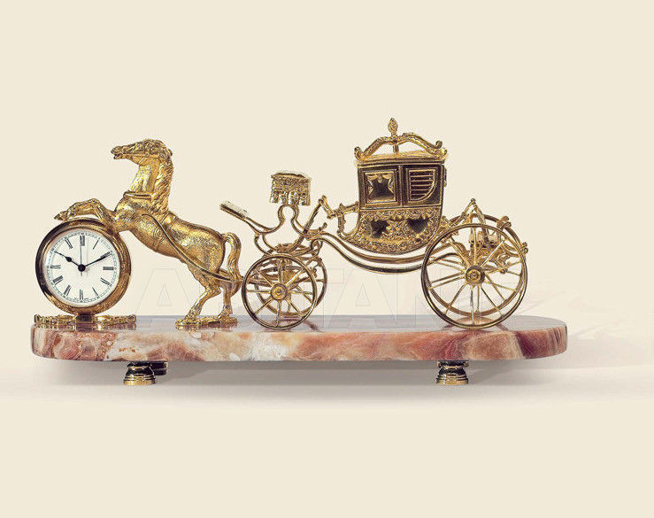 Купить Часы настольные Creaciones Cordon Time Is Gold 96044