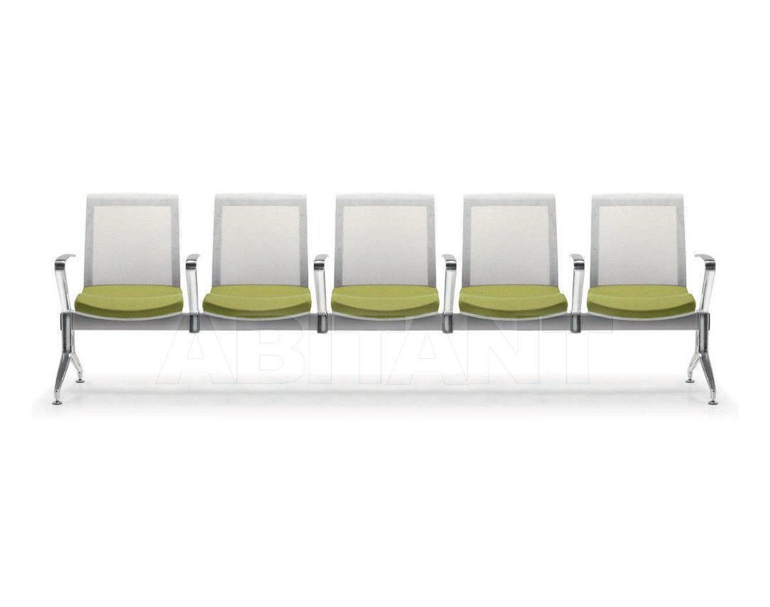 Купить Кресла для залов ожидания Quinti Chairs 1065a