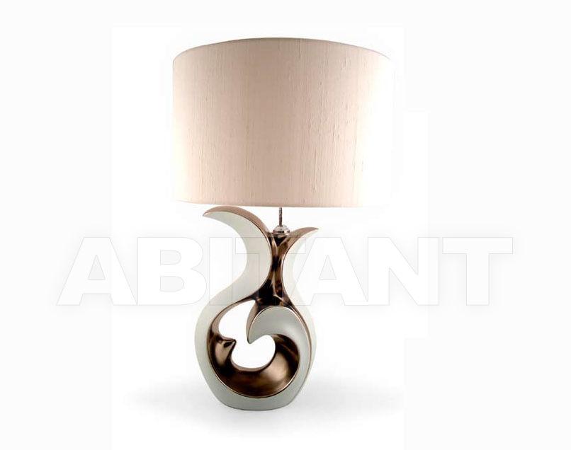 Купить Лампа настольная Bruno Costenaro  2011 M729/AZURE-PL