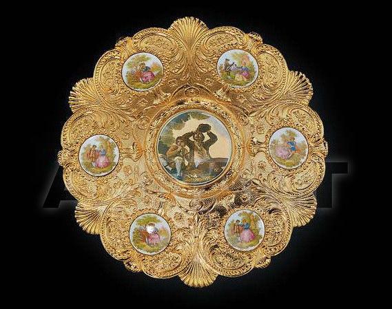 Купить Посуда декоративная Creaciones Cordon Time Is Gold 318
