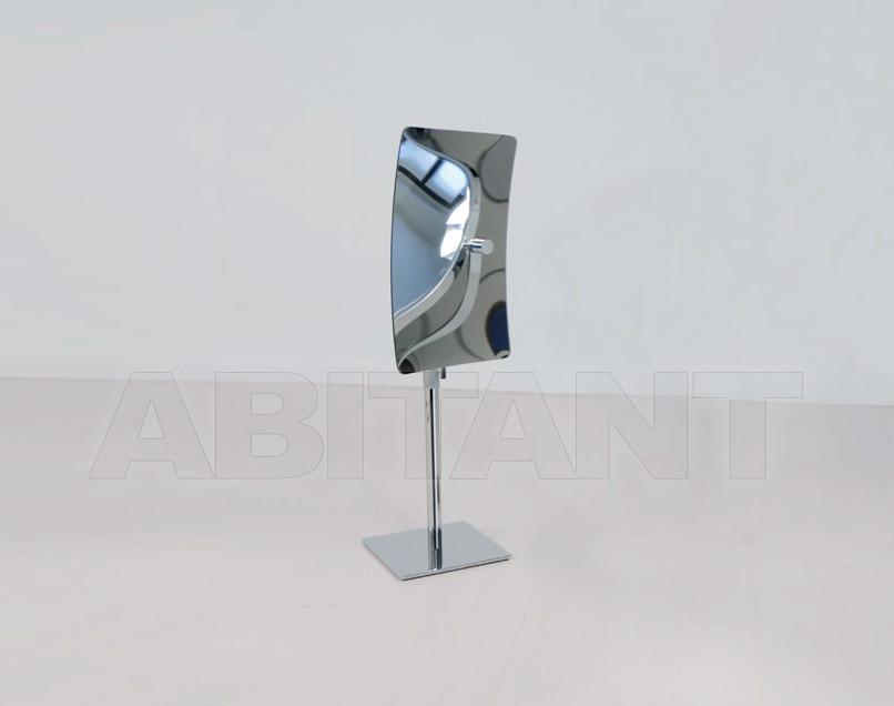 Купить Зеркало настольное Colombo Design Black And White b9753