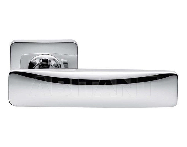 Купить Дверная ручка Colombo Design Black And White bold