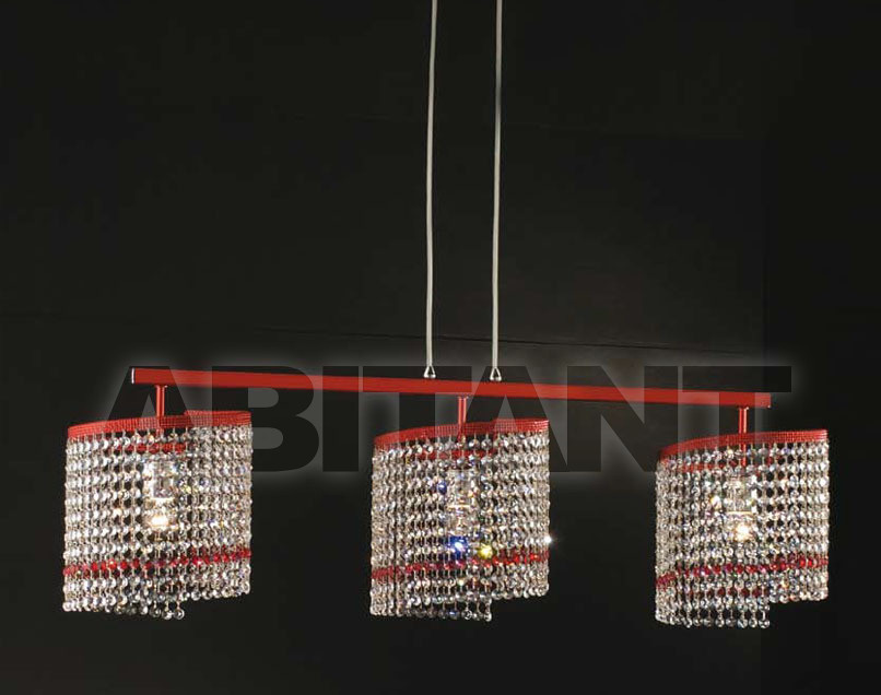 Купить Светильник Arredo Luce Fashion Crystal 1023/S3