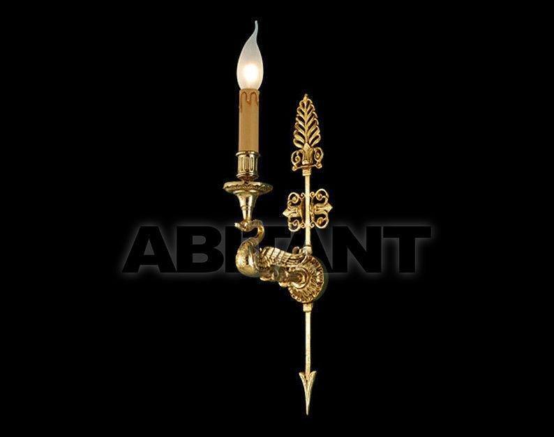 Купить Светильник настенный Arredo Luce Gold Light And Crystal 12.505/1