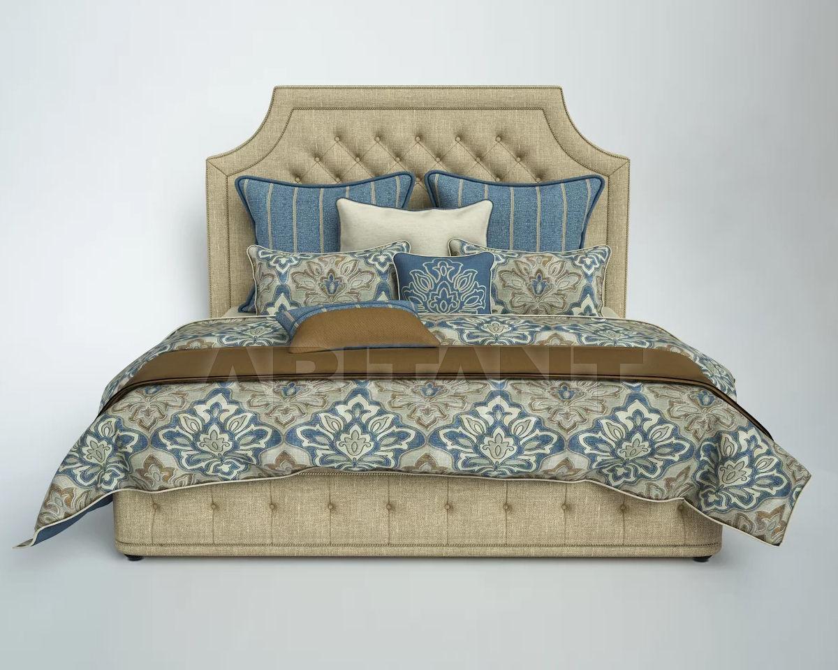 Купить Кровать Мария с капитонами