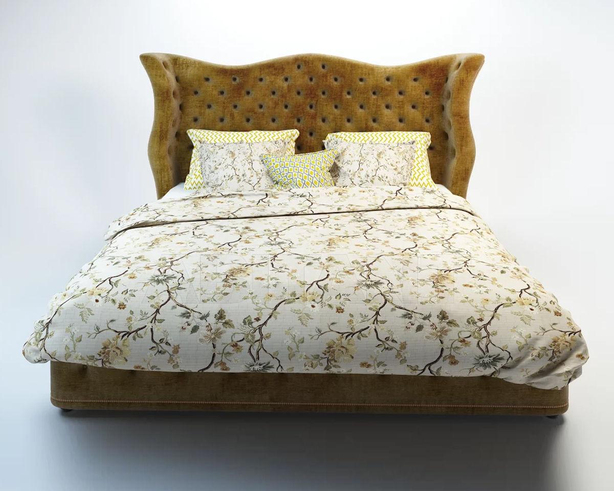 Купить Кровать  Кристина с капитонами