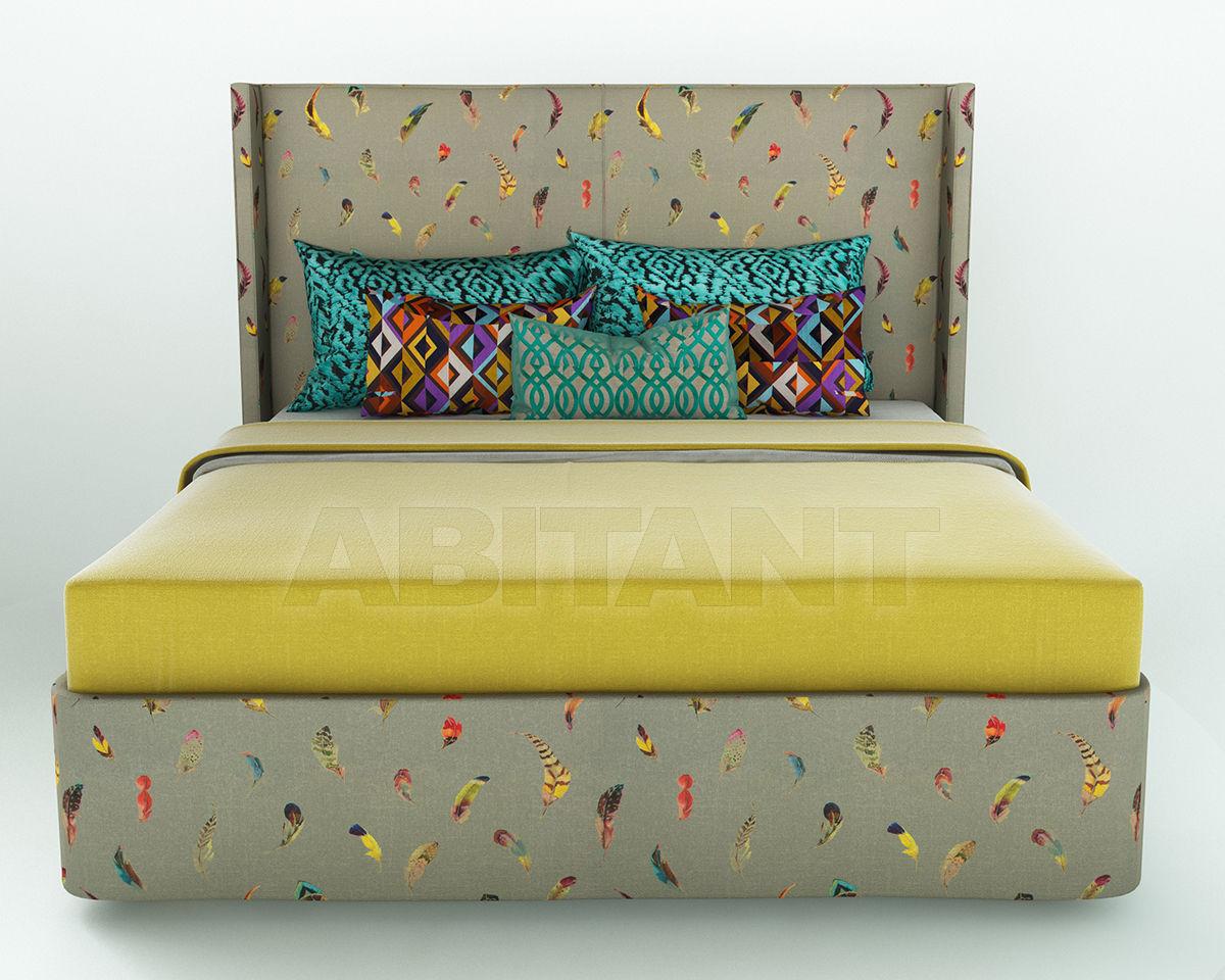 Купить Кровать Инна без капитонов