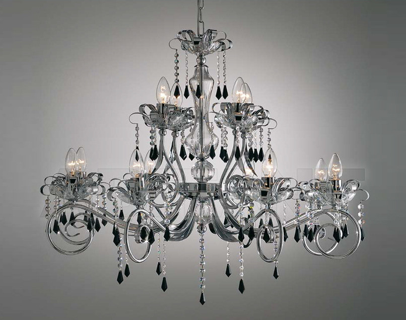 Купить Люстра Arredo Luce Luxury Crystal 710/8+4