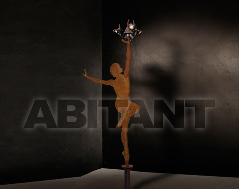 Купить Фасадный светильник Lucifero Giardino 9073