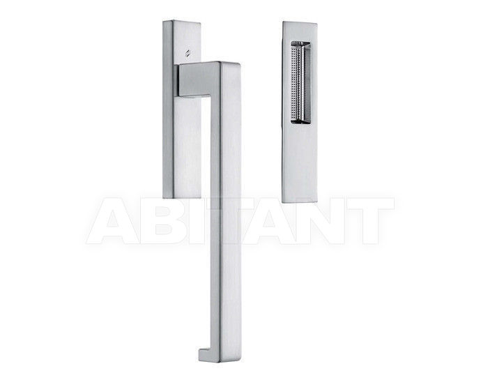 Купить Дверная ручка Colombo Design Black And White lc 113