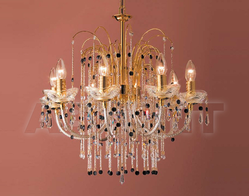 Купить Люстра Arredo Luce Royal Crystal 413/8