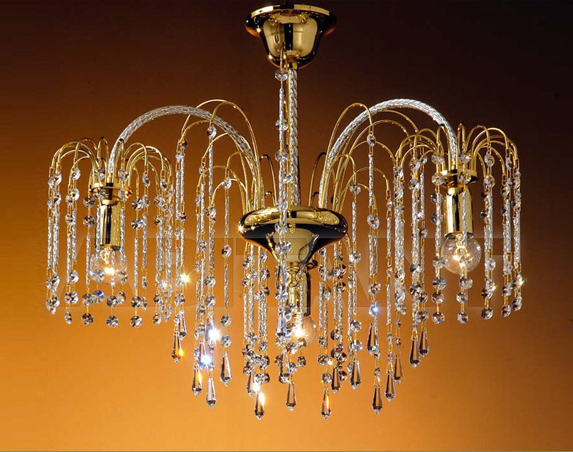 Купить Люстра Arredo Luce Royal Crystal 411/PL3