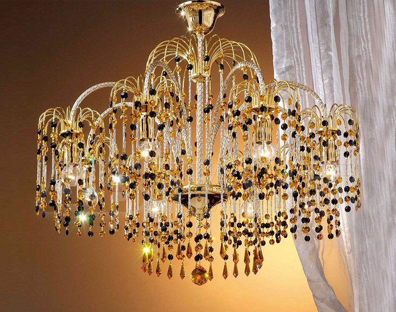Купить Люстра Arredo Luce Royal Crystal 430/8