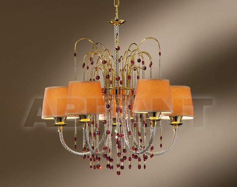 Купить Люстра Arredo Luce Royal Crystal 418/5