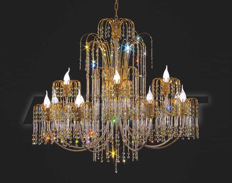 Купить Люстра Arredo Luce Royal Crystal 405/8+4