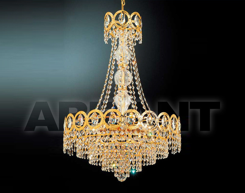 Купить Люстра Arredo Luce Royal Crystal 416/8