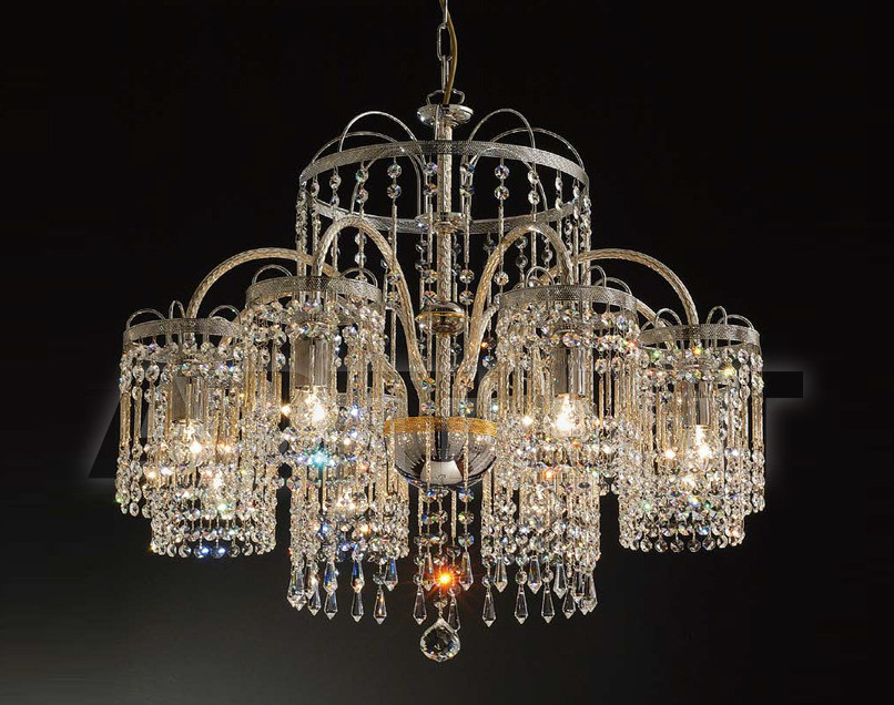 Купить Люстра Arredo Luce Royal Crystal 452/8