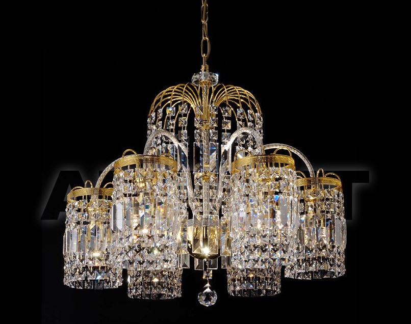 Купить Люстра Arredo Luce Royal Crystal 455/6