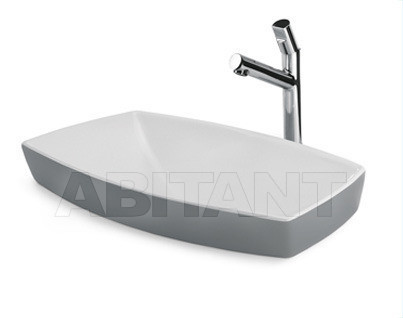 Купить Раковина накладная Valli Arredobagno Living Bathroom New Vision L 8903