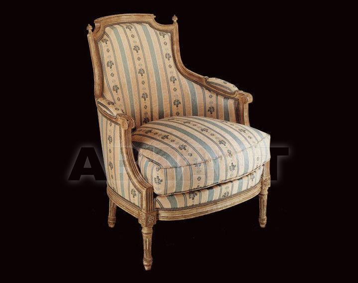 Купить Кресло Anselmo Bonora 2010 1424  Bergere/Armchair