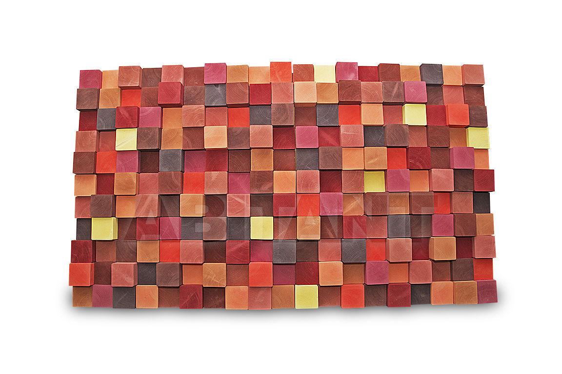 Купить Декоративные 3D панели из массива дерева SP-0085-02