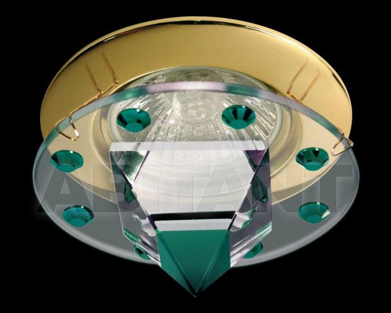 Купить Светильник точечный Gumarcris  Crystal Spot Lights 74VERD
