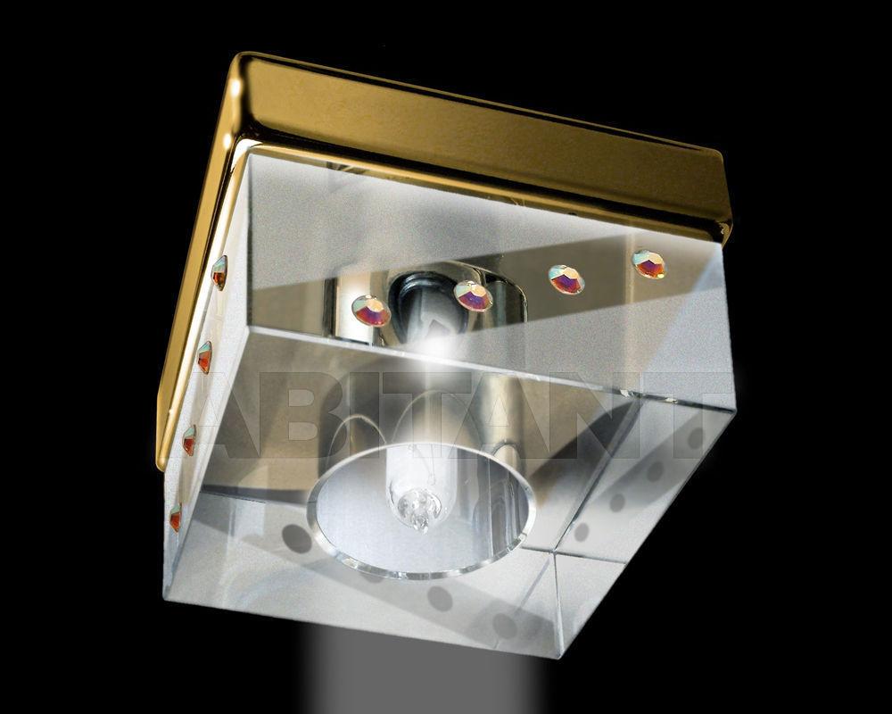 Купить Светильник точечный Gumarcris  Crystal Spot Lights 2012OR