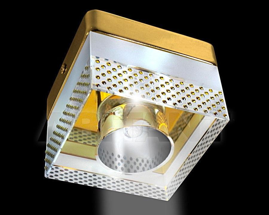Купить Светильник точечный Gumarcris  Crystal Spot Lights 2500OR