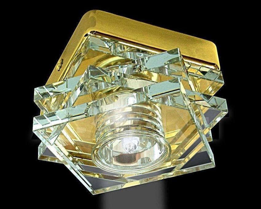 Купить Светильник точечный Gumarcris  Crystal Spot Lights 1828OR