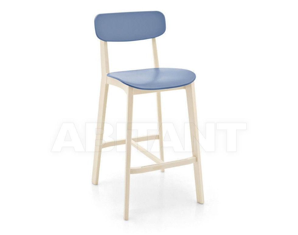 Купить Барный стул CREAM Calligaris  Dining CS/1376 P02, P100